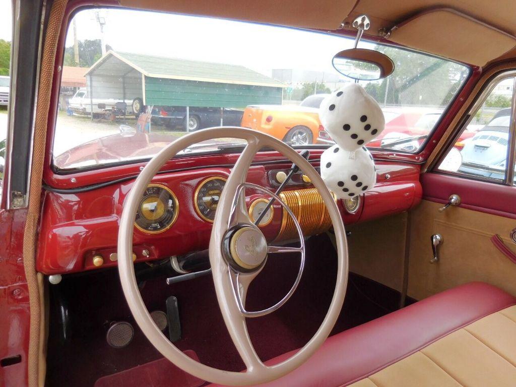 1941 Lincoln Continental 10