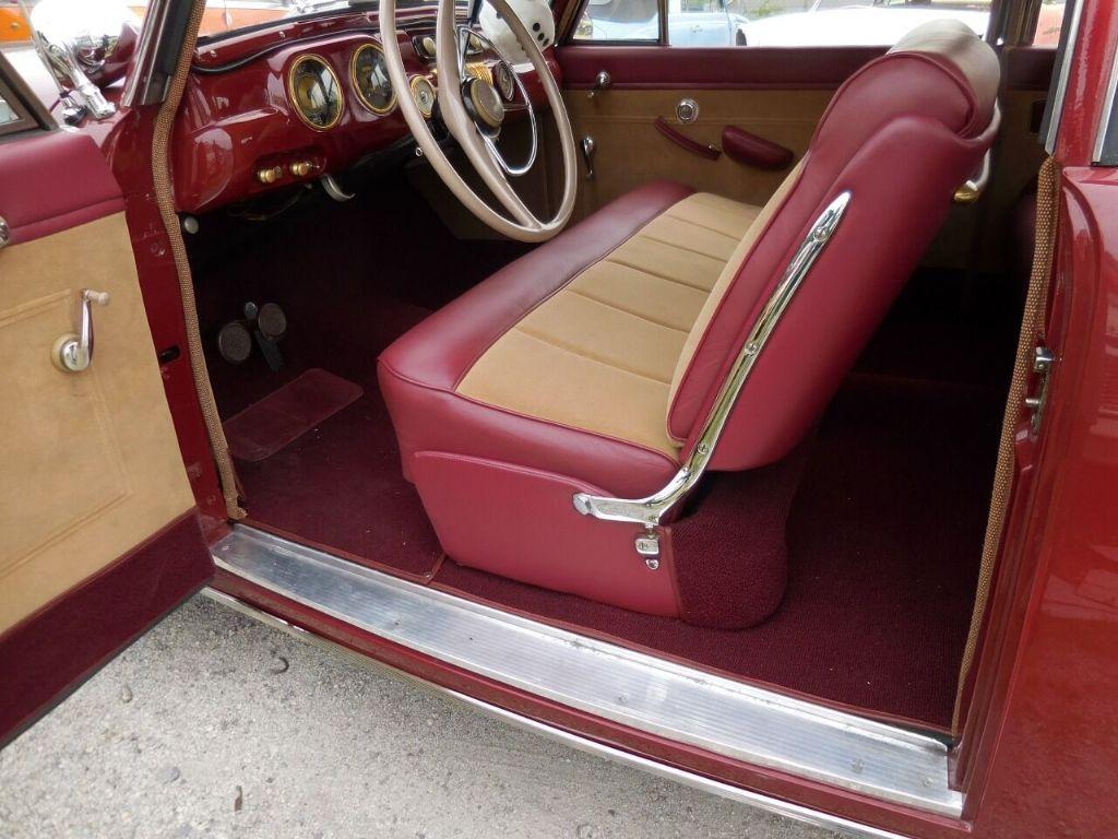 1941 Lincoln Continental 9