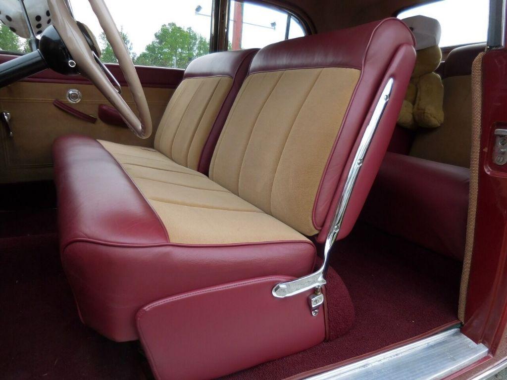 1941 Lincoln Continental 11