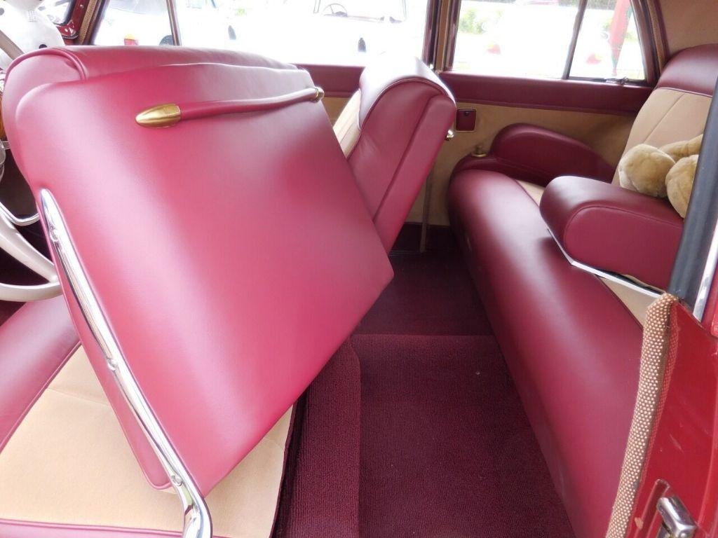 1941 Lincoln Continental 13