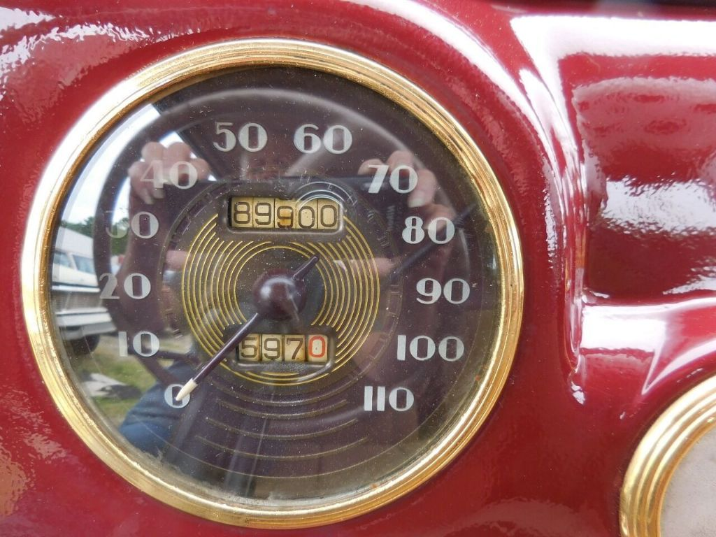 1941 Lincoln Continental 15
