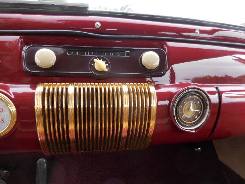 1941 Lincoln Continental 17