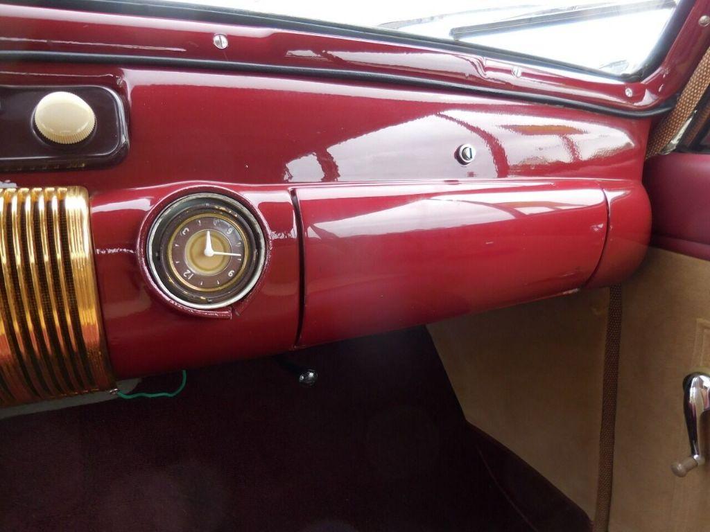 1941 Lincoln Continental 18