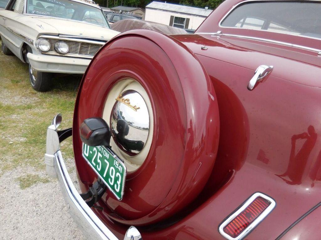 1941 Lincoln Continental 21