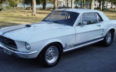 1967 Ford Mustang Pro Street