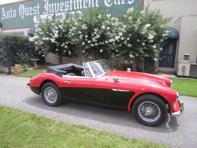 1965 AUSTIN HEALEY 3000 MK II