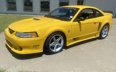 1999 Ford Mustang Saleen S281