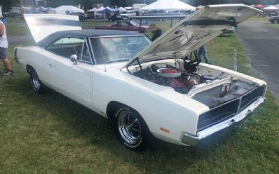 1969 Dodge Charger 2 DR. Coupe