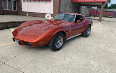 1976 Chevrolet Corvette T Tops