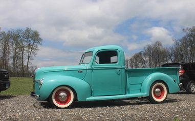 1941 Ford F1 Pickup Two Doors