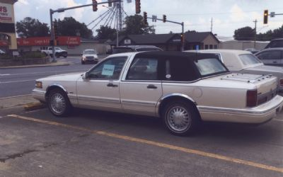 1995 Lincoln Cartier