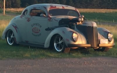 1939 Plymouth RAT Rod