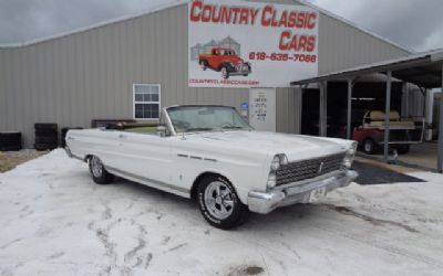 1965 Mercury Comet Convertible