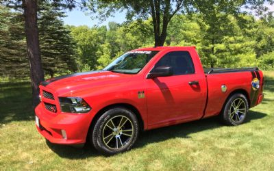 2014 Dodge RAM MR. Norm Edition