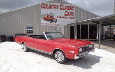1968 Mercury Montego MX