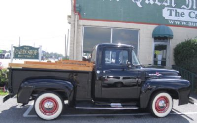 1956 Ford F100 Pick UP Truck