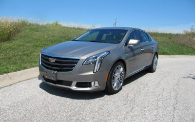 2019 Cadillac XTS Luxury Options 4,700 Miles