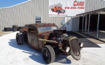 1937 Chevrolet Pickup Other RAT Rod