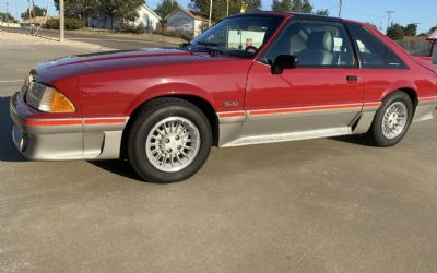 1988 Ford Mustang GT