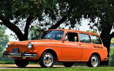 1972 Volkswagen Type 3 Square Back