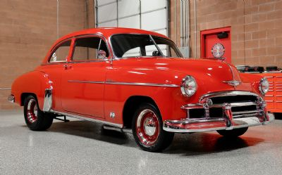 1950 Chevrolet Styleline Deluxe Coupe