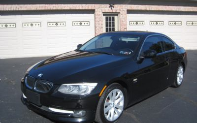 2011 BMW 328I X-Drive Coupe - Call (412) 736-3600