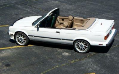 1989 BMW 325 I Convertible