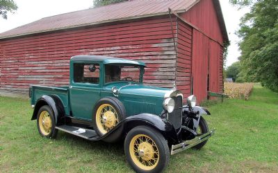 1931 Ford Model A Wide BED Truck