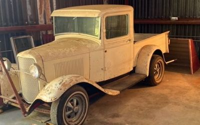 1932 Ford Model B Pick UP