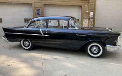 1957 Chevrolet 150 2 DR Sedan - Sold!