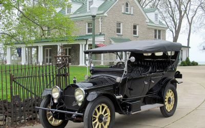 1915 Packard Twin-Six 7 Passenger Touring