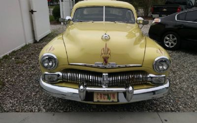 1950 Mercury Coupe Coupe