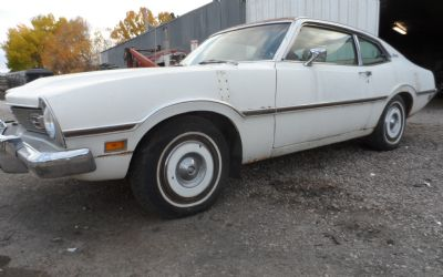 1973 Ford Maverick Original Unrestored