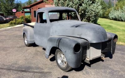 1950 Chevrolet Pickup Other 5 Window 1/2 Ton