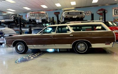 1973 Mercury Colony Park Wagon