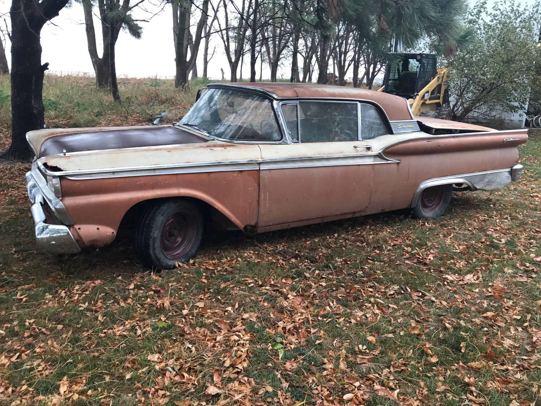 1959 FORD RETRACTABLE CONVERTIBLE