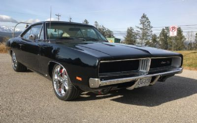 1969 Dodge Charger Pro Touring