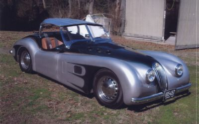 1957 Jaguar 120 Replica