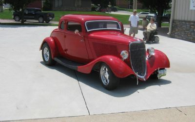 1933 Ford Coupe - Sold!