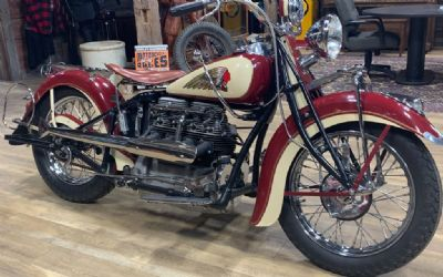 1938 Indian Four Cylinder