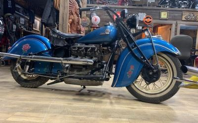 1942 Indian Four Cylinder