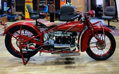 1928 Indian ACE Four