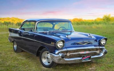 1957 Chevy Bel-Aire 2 Door