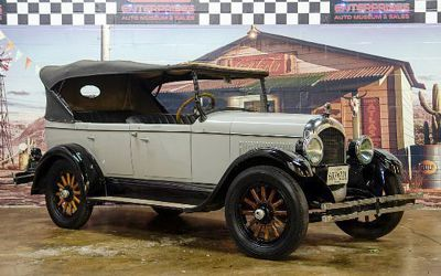1926 Chrysler Series F-58 Touring 4 DR. Convertible