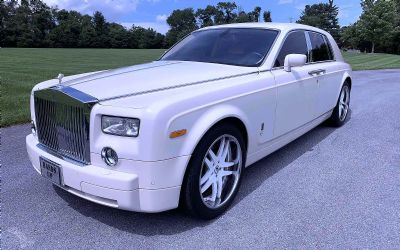 2005 Rolls-Royce Phantom III Luxury Edition