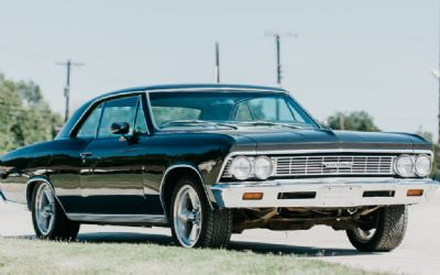 1966 Chevrolet Chevelle 2 Door - Sport Coupe