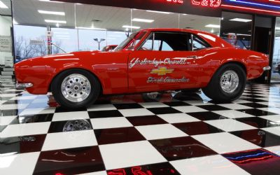 1967 Chevrolet Drag Car