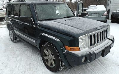 2006 Jeep Commander Trail Edition 4WD SUV