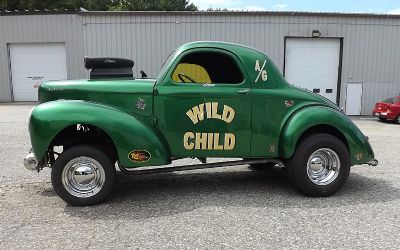 1941 Willys Wild Child Gasser