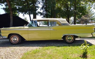 1959 Ford Galaxie 2 Door Hardtop